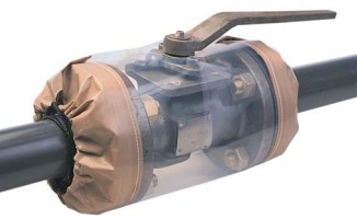 Check Valve Types >> Safety Spray Shields by APS | Farwest Corrosion Control