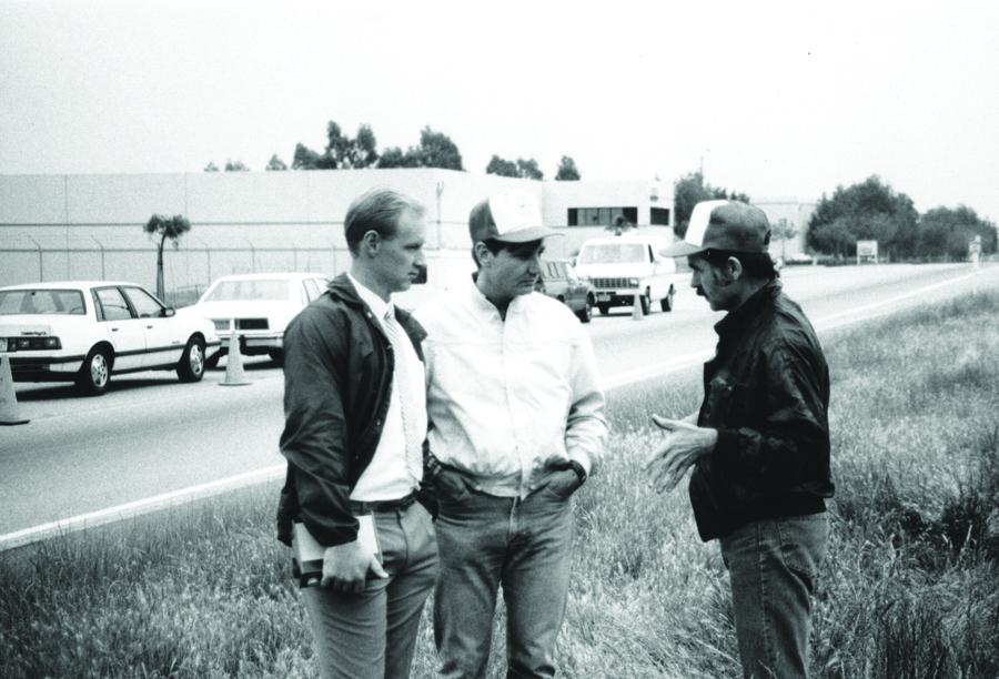 Troy Rankin and John Bolinger