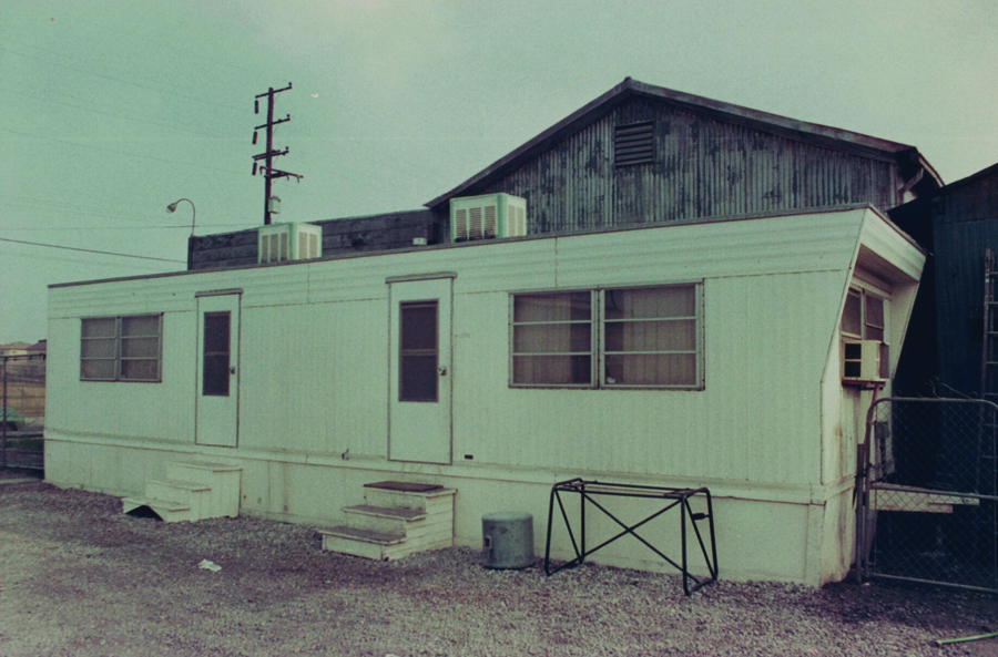 Mobile Training HQ in 1969