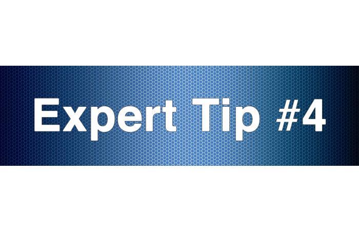 EXPERT TIP #4:  OVERCOMING RECTIFIER ADJUSTMENT ISSUES Improper Rectifier Sizing