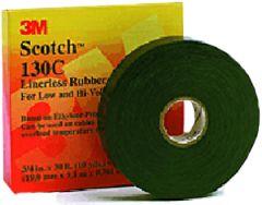Scotch #130C Rubber Splicing Tape by 3M