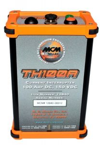 Model TH100A 100 Amp Current Interrupter by M.C. Miller