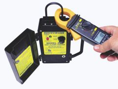 Model ACT Amp Clamp Tester by Tinker & Rasor