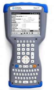 Allegro QX Field Data PC by American Innovations