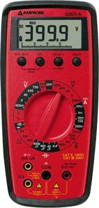 Amprobe 33XR-A Manual Ranging Digital Multimeter