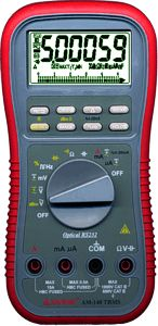 Amprobe AM-160-A TRMS Precision True RMS Digital Multimeter with PC Connection