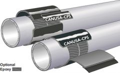 GTS-80 Global Transmission Sleeve Protects up to 80°C, by Canusa-CPS
