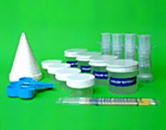 """Chlor*Test """"C"""", Chloride Test for Concrete, by Chlor*Rid Int'l"""