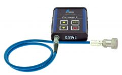 Ultrasonic Digital Thickness Gauge, Hands Free, Model 2 by Cygnus