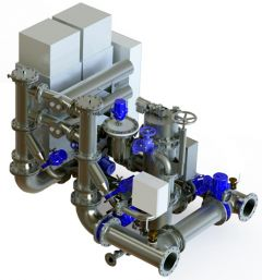 Ballast Water Treatment System by Cathelco