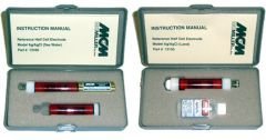 Silver-Silver Chloride Reference Electrode Kits by M.C. Miller