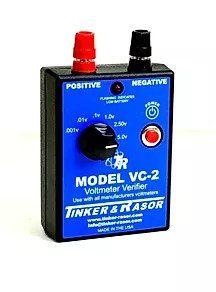 "Model VC-2 ""Verifier"" Voltmeter Calibrator by Tinker & Rasor"
