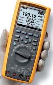 Model 289 True RMS Industrial Logging Multimeter with TrendCapture by Fluke