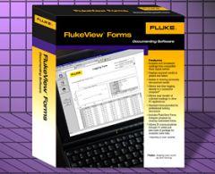 FlukeView Forms Documentation Software for Fluke 180 Series Multimeters