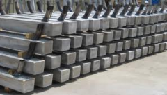 Aluminum Pier & Piling Anodes by Farwest Corrosion