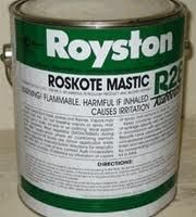 Roskote R28 Rubberized Mastic by Royston