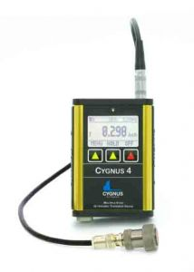 Ultrasonic Digital Thickness Gauge, General Purpose, Model 4 by Cygnus