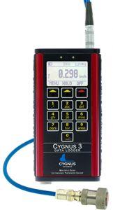 Ultrasonic Digital Thickness Gauge, Datalogging, Model 3 by Cygnus