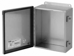 Stainless Steel Enclosures, Small, NEMA 4X, for Cathodic Protection by Farwest Corrosion
