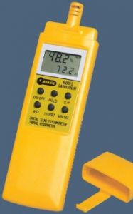 Digital Psychrometer Model SAM990 by General Tools