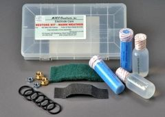 Reference Electrode Restore Kit, Warm Weather Use
