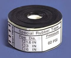 Pressure Sealing Rubber Tape By Neptune Research, Inc.
