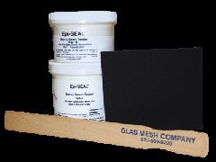 Epi-Seal Seam Sealer by Glas Mesh, 1 pound kit