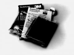 Scotchcast Insulating Resin Kits by 3M