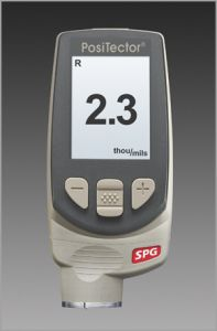 PosiTector SPG Surface Profile Gauge with Integral Probe by DeFelsko