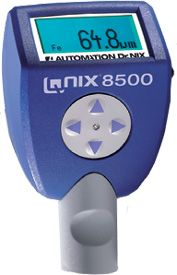 Qnix 8500, Basic, Ferrous & Non-Ferrous, Digital Dual  Probe, 0-80 mils, by TestCoat
