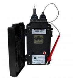 Model RF/IT Above Ground Insulator Tester by Tinker & Rasor