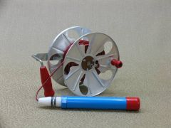 Wire Reel with Submersible Adapter by Farwest Corrosion