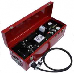 Model TR-3 Cathodic Protection Test Rectifier, Air Cooled, by Universal Rectifiers