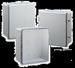 """Integra """"Premium"""" Polycarbonate Enclosure with Locking Latch"""