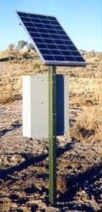 Solar Power Supply for Cathodic Protection by Farwest Corrosion