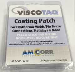 Viscotaq Coating Patch