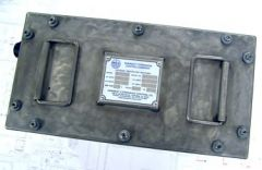 Water Tight Cathodic Protection Rectifier, Model ES-WT